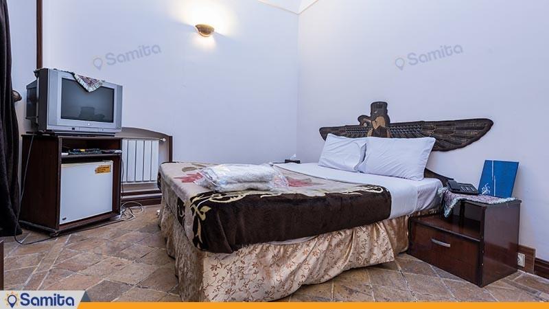 اتاق دو تخته دبل هتل سنتی رز
