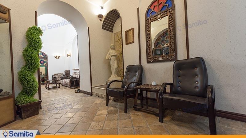 لابی هتل سنتی رز