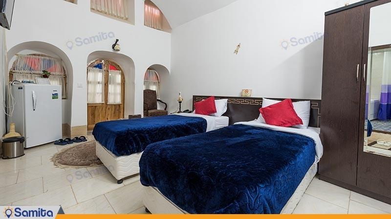 اتاق دو تخته توئین هتل سنتی رویای قدیم
