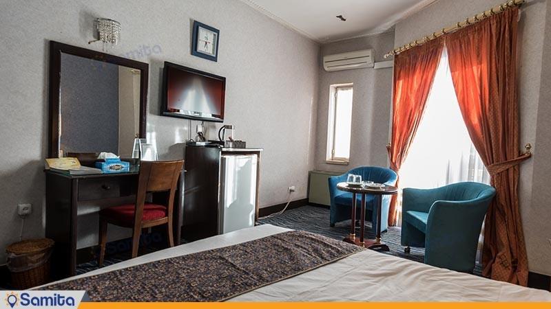 اتاق دو تخته دبل هتل جهانگردی