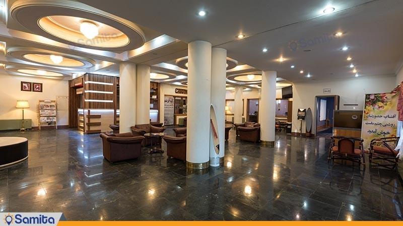 لابی هتل جهانگردی