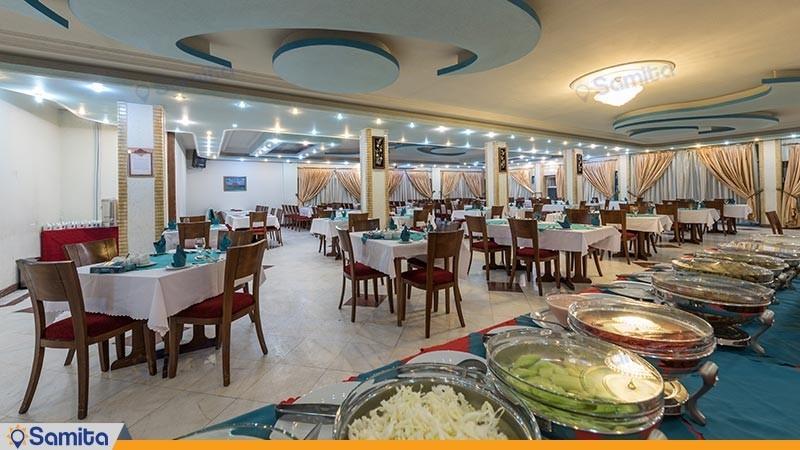 رستوران هتل جهانگردی
