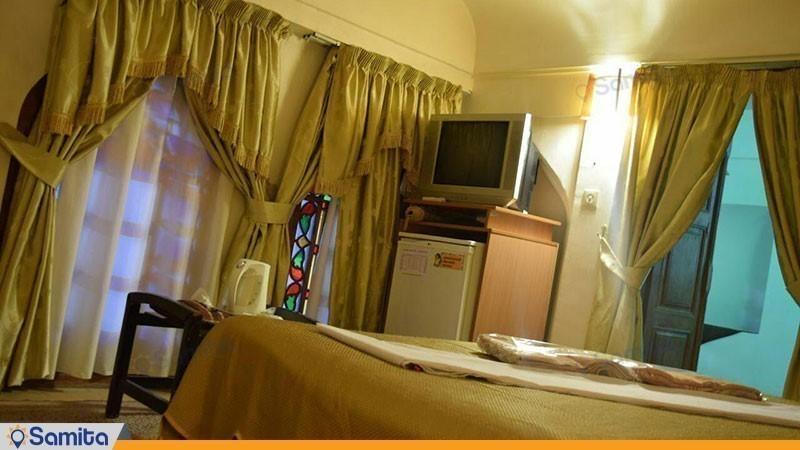 اتاق دبل هتل سنتی والی