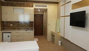 اتاق سه تخته افشینسی