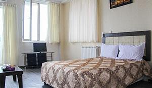 اتاق دو تخته بدون دید دریا