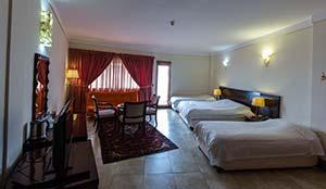 سه تخته هتلی
