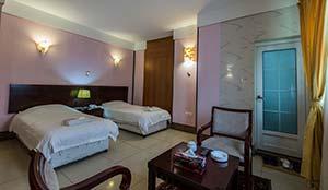 دو تخته توئین هتلی