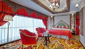 اتاق امپریال(سبک تایلند)