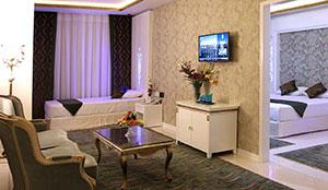 آپارتمان رویال یک خوابه سه نفره