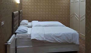 سوئیت یک خوابه دو نفره