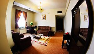 آپارتمان یک خوابه سه نفره