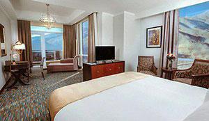 اتاق رویال فمیلی برتر طبقات 10 الی 15 (بالکن دار)