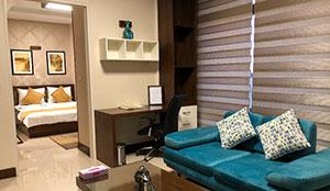 آپارتمان یک خوابه اکونومی