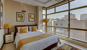آپارتمان یک خوابه ی یک نفره