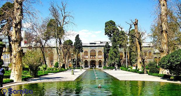 ايران حيث الحضارة و الروعة