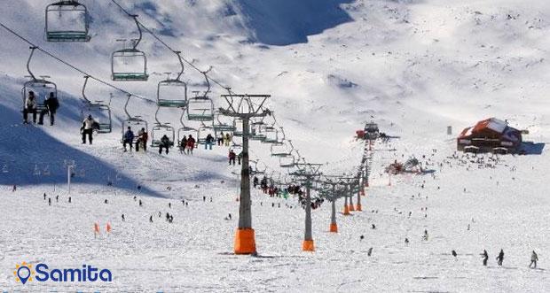 منتجع الوارس الدولي للتزلج