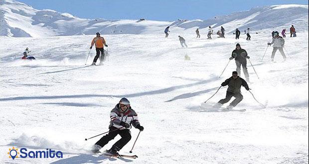 منتجع جلكرد للتزلج