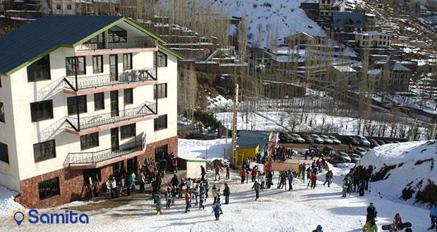 منتجع دربند سر الدولي للتزلج