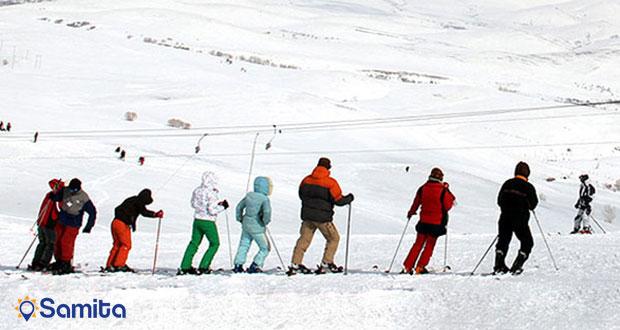 منتجع خوشاكو للتزلج