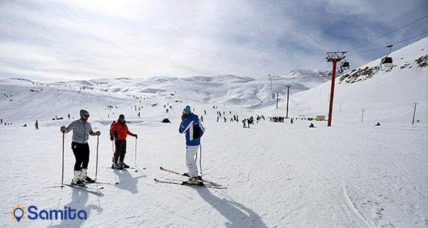 منتجع بولاد كف الدولي للتزلج