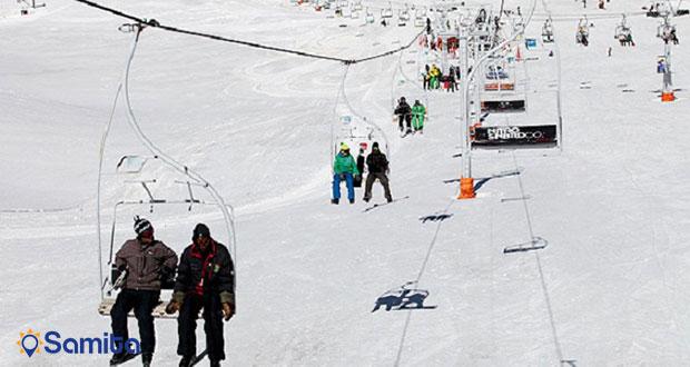 منتجع توجال الدولي لتزلج