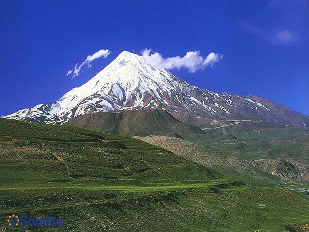 جبل دماوند