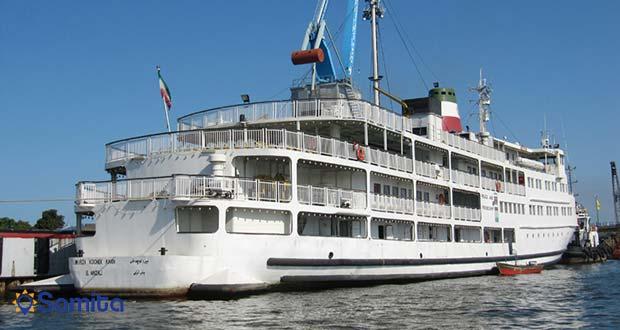 سفينة سياحية ميرزا كوجك خان