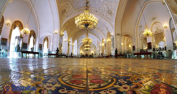قصر كلستان التاريخي