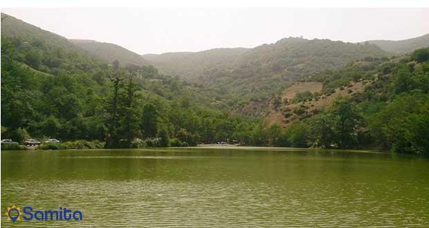 بحيرات ايران الطبيعية المذهلة