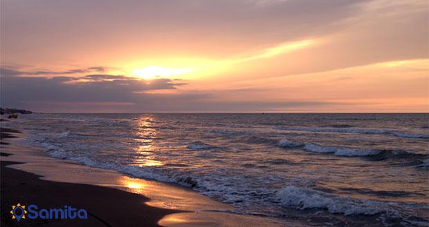 شواطئ بحر قزوين