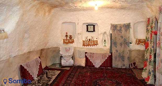 بيوت قرية كاندوفان