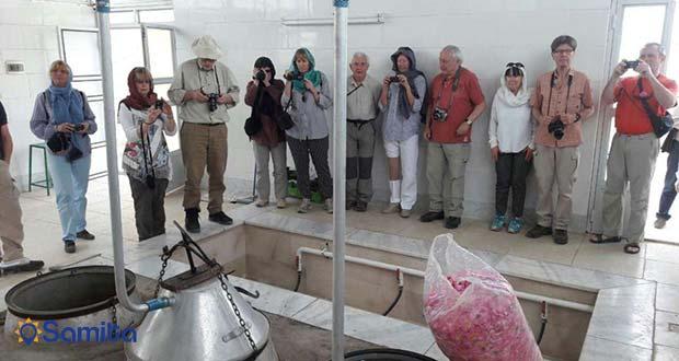 حضور السياح