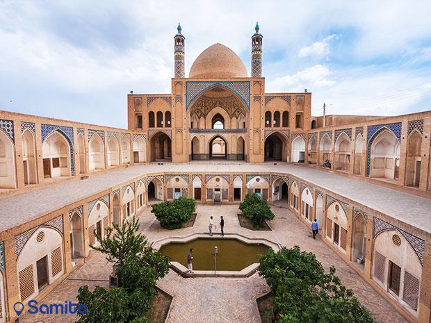 مسجد اقابزرك كاشان