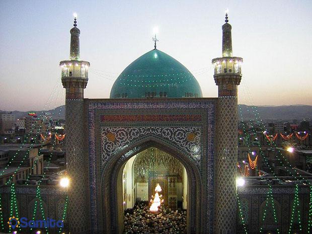 مسجد كوهرشاد مشهد