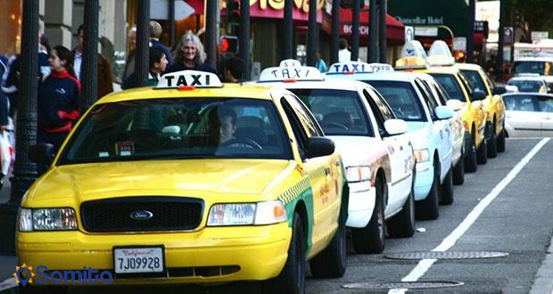 سعی کنید تاکسی های فرودگاه را نگیرید