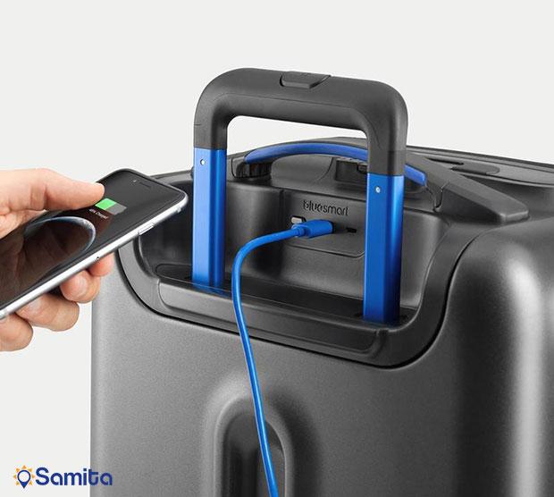 چمدان هوشمند برای سفر