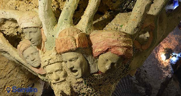 مجسمه درخت زندگی