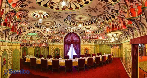تالار عالی قاپو هتل عباسی