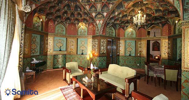 نمونه سوئیت صفوی هتل عباسی
