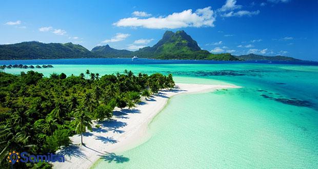از جزیره ی بورابورا دیدن کنید