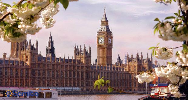 از لندن دیدن کنید