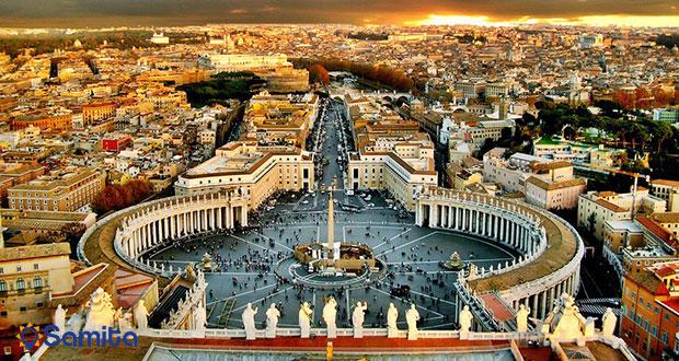 از روم دیدن کنید