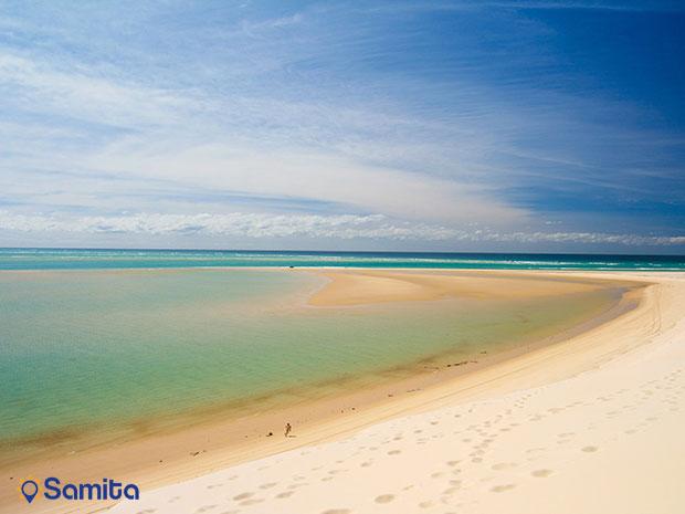 جزیره ی فرایزر، استرالیا
