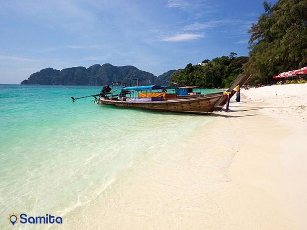 ساحل طویل، تایلند