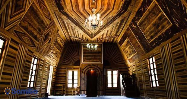 دهکده چوبی