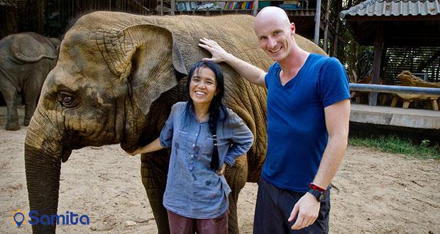 پارک ملی فیل در تایلند