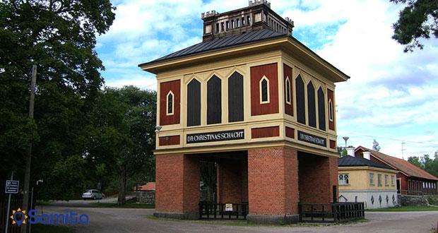 هتل سالا سیلورگرووا سوئد