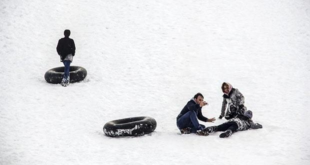 ورزش مهیج اسکی بازی