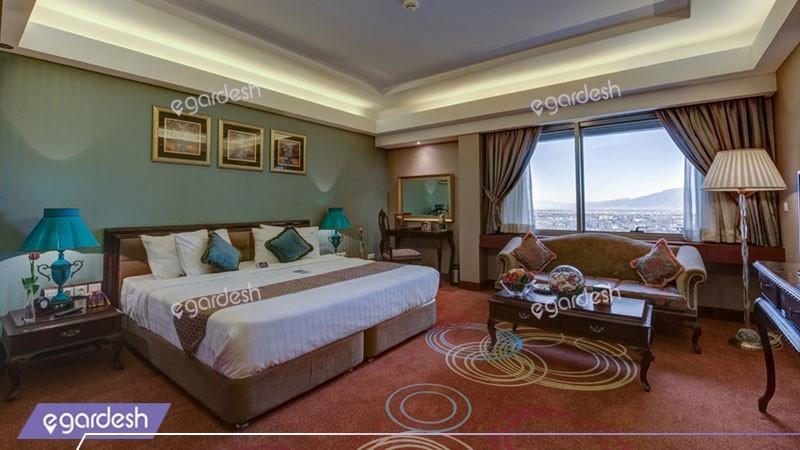 اتاق دو تخته دبل هتل بزرگ