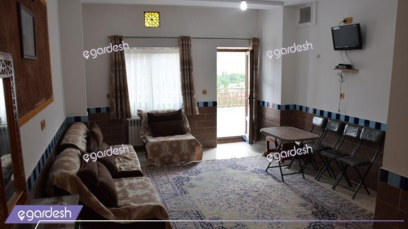 اتاق شش نفره هتل ویونا